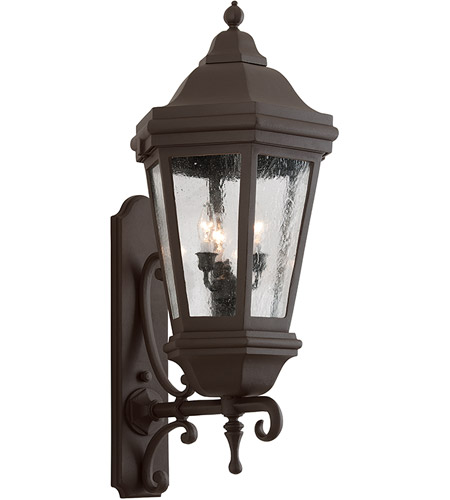 Troy Lighting BCD6830MB Verona 1 Light 18 inch Matte Black Outdoor Wall Lantern in Incandescent photo