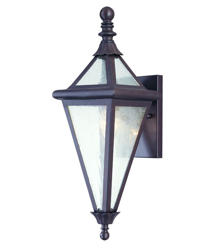 Troy Lighting Geneva 1 Light Outdoor Wall Lantern In Old