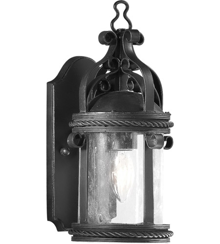 Troy Lighting Pamplona 1 Light Outdoor Wall Lantern in Old Bronze BCD9120OBZ photo