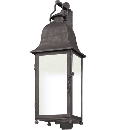 Troy Lighting BF3212 Larchmont 1 Light 25 inch Aged Pewter Outdoor Wall in Fluorescent photo