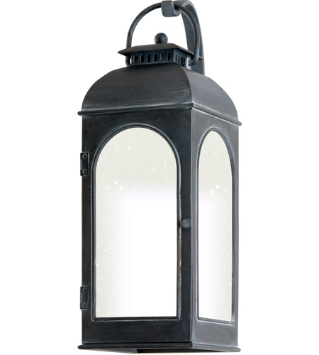 Troy Lighting BF3282 Derby 1 Light 23 inch Antique Iron Outdoor Wall Fluorescent photo