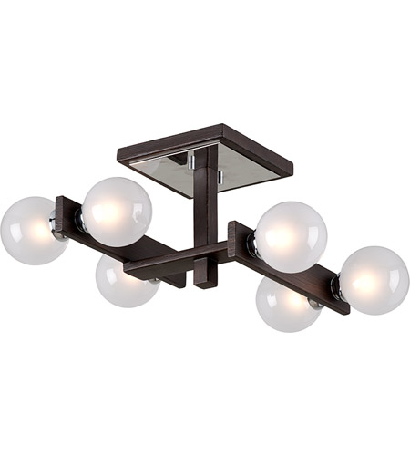 Troy lighting c6070 network 6 light 19 inch forest bronze and troy lighting c6070 network 6 light 19 inch forest bronze and polished chrome semi flush mount ceiling light frosted clear glass aloadofball Choice Image