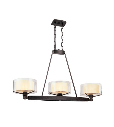 Troy Lighting F1718fr Arcadia 3 Light 10 Inch French Iron Chandelier Ceiling