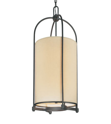 Troy Lighting F1808FBZ Redmond 8 Light 18 inch Federal Bronze Entry Chandelier Ceiling Light photo