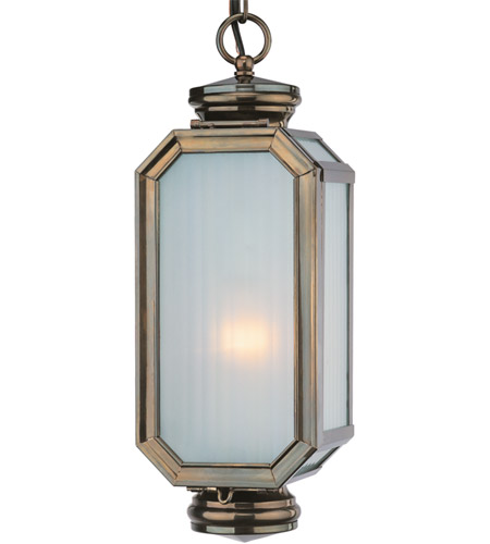 Troy Lighting F2005HB Lexington 1 Light 6 inch Heritage Bronze Outdoor Hanging Lantern photo