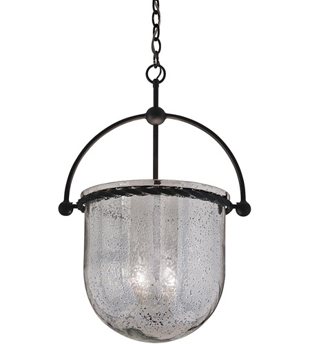 Troy Lighting F2565 Mercury 4 Light 16 inch Old Iron Pendant Ceiling Light  photo
