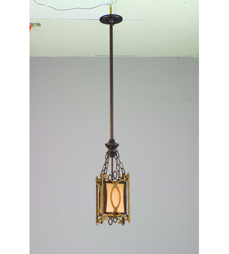 Troy Biltmore 1Lt Mini Pendant Ceiling Mount Hanging In Biltmore Finish F3027BLT photo