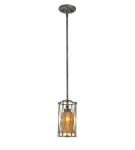 Troy Meritage 1Lt Pendant Ceiling Mount Hanging In Molten Bronze F3047MB photo