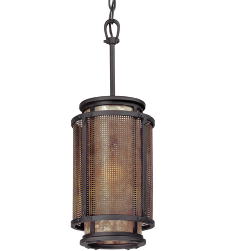Troy Lighting F3102 Copper Mountain 1 Light 9 inch Bronze Pendant Ceiling Light photo