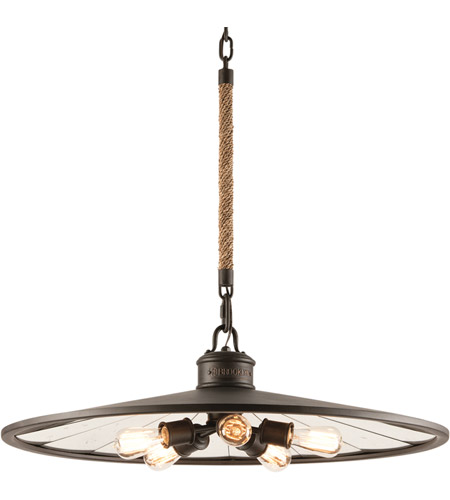 Troy Lighting F3147 Brooklyn 5 Light 32