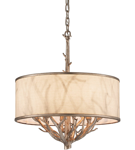 Troy Lighting F4104 Whitman 4 Light 18 inch Vienna Bronze Pendant Ceiling Light photo