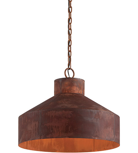 Troy Lighting F5264 Rise & Shine 4 Light 26 inch Rust Patina Pendant Ceiling Light photo