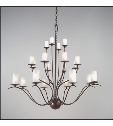 Troy Lighting Avalon 20 Light Chandelier in Old Rust F9220OR photo