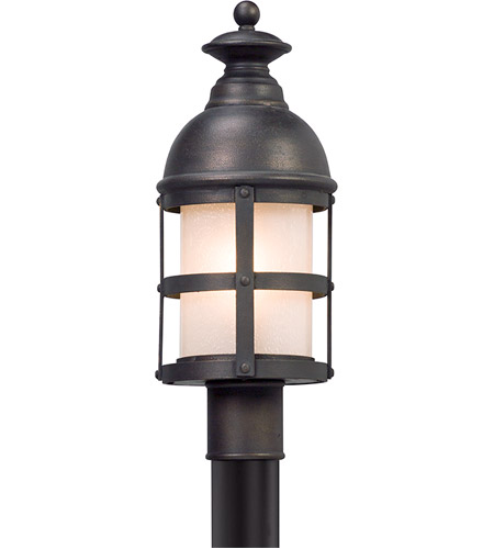 Vintage Iron Post Lights