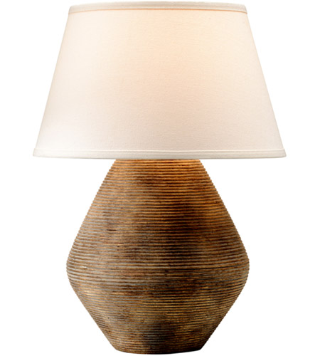 Troy Lighting PTL1011 Calabria 22 inch 150 watt Rustco Table Lamp Portable Light photo