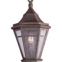 Troy Lighting B1278NR Morgan Hill 1 Light 16 inch Natural Rust Outdoor Pocket Lantern