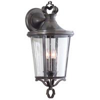 Troy Lighting Britannia 4 Light Outdoor Wall Lantern in English Bronze B1383EB