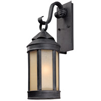 Troy Lighting Andersons Forge 1 Light Outdoor Wall Lantern in Aged Iron B1462AI