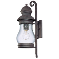 Troy Lighting Hyannis Port 1 Light Outdoor Wall Lantern in Hyannis Port Bronze B1882HPB