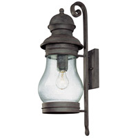 Troy Lighting Hyannis Port 1 Light Outdoor Wall Lantern in Hyannis Port Bronze B1883HPB