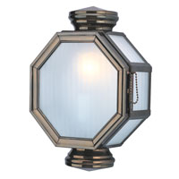 Troy Lighting Lexington 1 Light Outdoor Wall Lantern in Heritage Bronze B2002HB