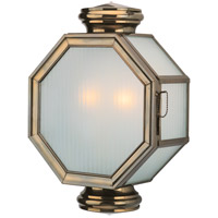 Lexington 2 Light 19 inch Heritage Bronze Outdoor Wall Lantern