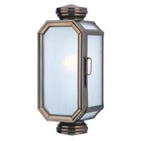 Troy Lighting Lexington 1 Light Outdoor Wall Lantern in Heritage Bronze B2009HB