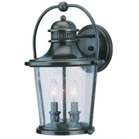 Troy Lighting Guild Hall 2 Light Outdoor Wall Lantern in English Bronze B2032EB