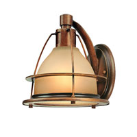 Troy Lighting Bristol Bay 1 Light Wall Sconce in Sunset Bronze B2051SBZ