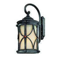 Troy Lighting Woodridge 4 Light Outdoor Wall Lantern in Ancient Bronze B2074ANB