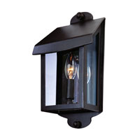 Troy Lighting Alpine 1 Light Outdoor Wall Lantern Small in Natural Rust B2291NR