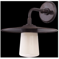 Troy Lighting Edison 1 Light Outdoor Wall in Americana Bronze B2301AB