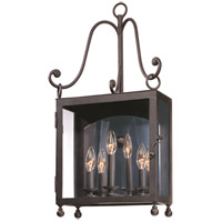 Troy Lighting B2323NB Mill Valley 3 Light 26 inch Natural Bronze Outdoor Wall Lantern Large