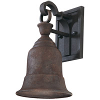 Liberty 1 Light 12 inch Cenntinial Rust Outdoor Wall in Incandescent