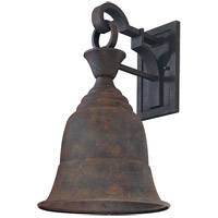 Troy Lighting Liberty 1 Light Outdoor Wall in Cenntinial Rust B2363CR