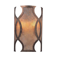 Troy Lighting Mandarin 2 Light Wall Sconce in Mandarin Copper B2592