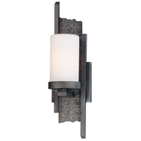 Troy Lighting Sapporo 1 Light Outdoor Wall in Sapporo Silver B2601