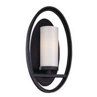 Troy Lighting Eclipse 1 Light Wall Sconce in Federal Bronze B2801