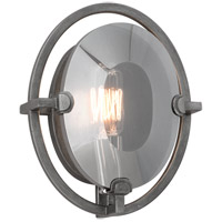 Troy Lighting Prism 1 Light Wall Sconce in Graphite B2821