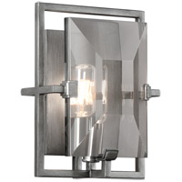 Troy Lighting B2822 Prism 1 Light 7 inch Graphite ADA Wall Sconce Wall Light photo thumbnail