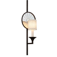 Concord 1 Light 8 inch Concord Bronze Wall Sconce Wall Light