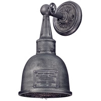 Troy Lighting B2941 Raleigh 1 Light 13 inch Old Silver Outdoor Wall in Incandescent photo thumbnail