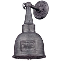 Troy Lighting B2942 Raleigh 1 Light 19 inch Old Silver Outdoor Wall in Incandescent photo thumbnail