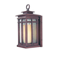 Troy Lighting Cottage Grove 1 Light Outdoor Wall Lantern in Cottage Bronze B3081CB