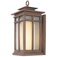 Troy Lighting Cottage Grove 1 Light Outdoor Wall Lantern in Cottage Bronze B3082CB