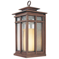 Troy Lighting Cottage Grove 1 Light Outdoor Wall Lantern in Cottage Bronze B3083CB