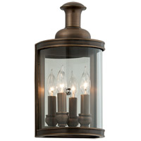 Pullman 2 Light 13 inch English Bronze Outdoor Wall