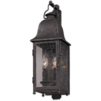 Troy Lighting B3211 Larchmont 2 Light 19 inch Aged Pewter Outdoor Wall in Incandescent