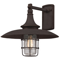 Troy Lighting B3222 Allegany 1 Light 16 inch Centennial Rust Outdoor Wall