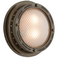 Norfolk 2 Light 13 inch Centennial Rust Outdoor Wall